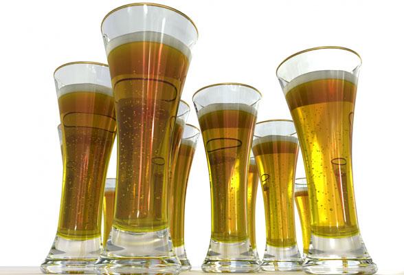 contenido de las bebidas